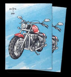 מחברות-אופנוע