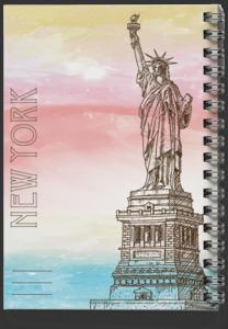 מחברת-ספירלה-ארצות-ניו-יורק