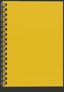מחברת-ספירלה-סמייל-צהוב