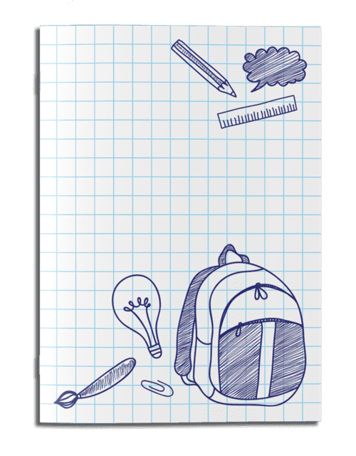 עט-כחול-עטיפות למחברת-אחויר